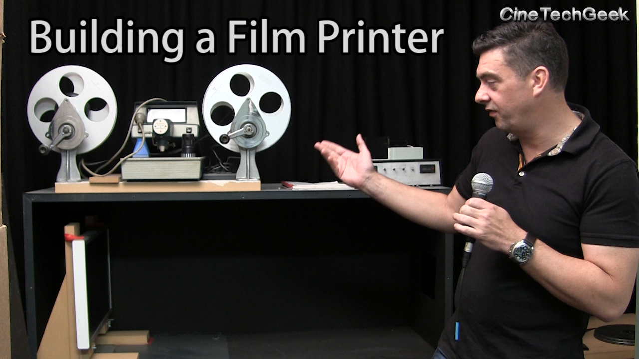 Build-Film-Printer